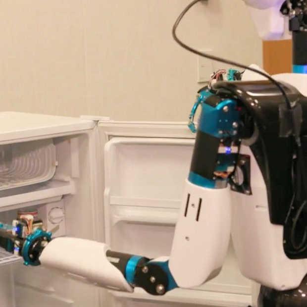 Deze robot van Microsoft helpt receptionisten