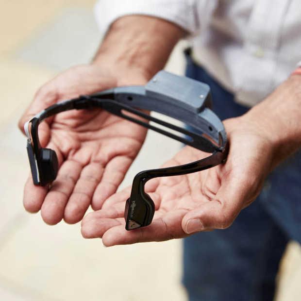 Beleef de stad optimaal: Microsoft ontwikkelt headset voor visueel beperkten