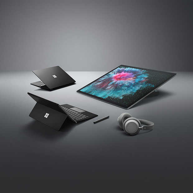 ​Pre-order nu: Microsoft Surface Pro 6, Laptop 2 & Studio 2