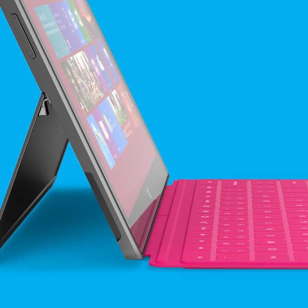 Microsoft-tablet Surface nu te koop