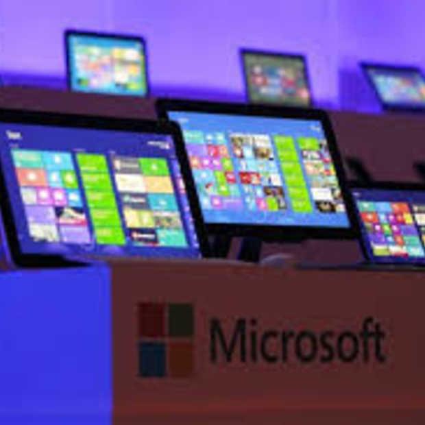 Microsoft toont nieuwe Windows devices tijdens Computex 2014