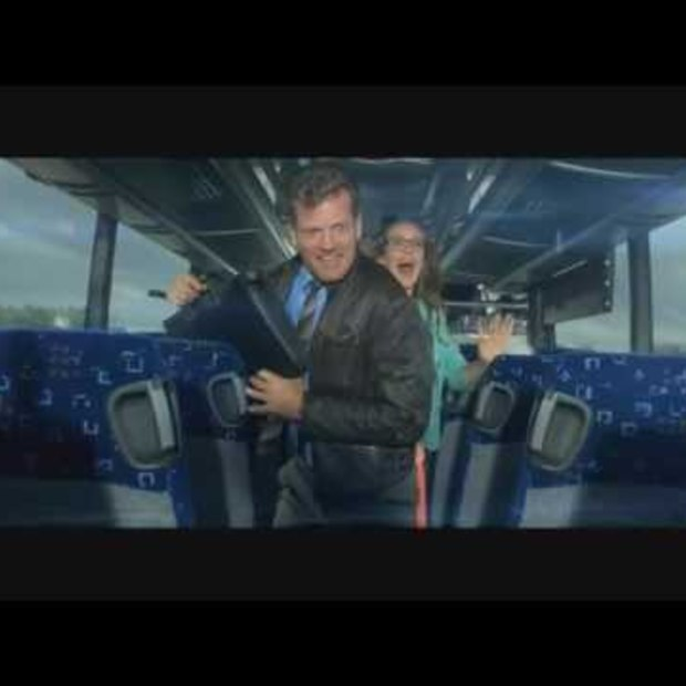 Epic Bus Commercial