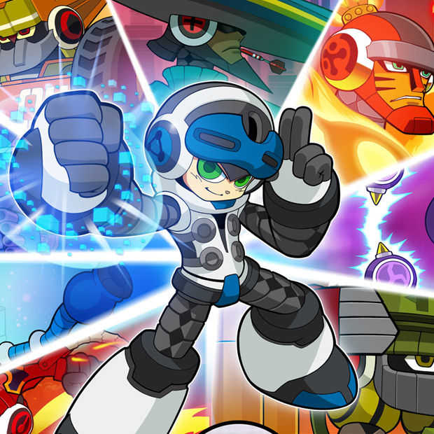 Mighty No.9: it's gonna be Mega, man