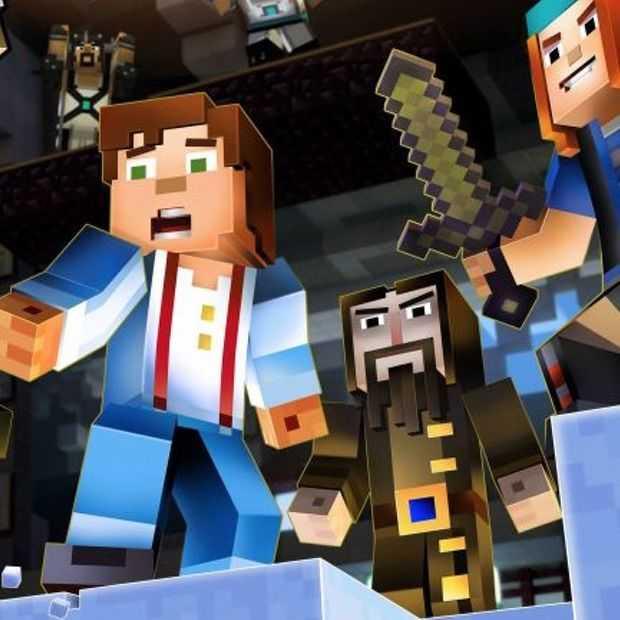 Netflix krijgt Minecraft: Story Mode, maar gaat niet de games in