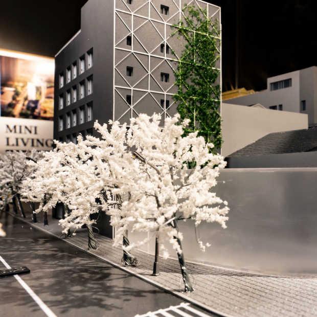 MINI LIVING Shanghai wil leven en wonen in een stad aantrekkelijker maken