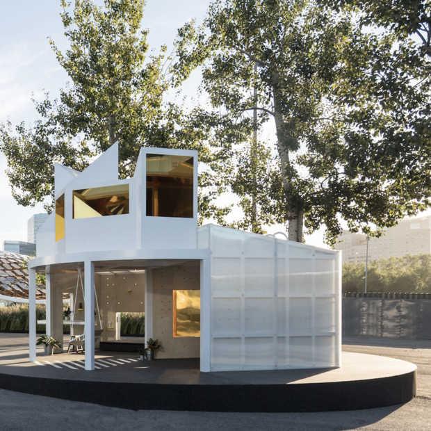 Mini Living Urban Cabin-concept, ben jij al toe aan een Tiny House