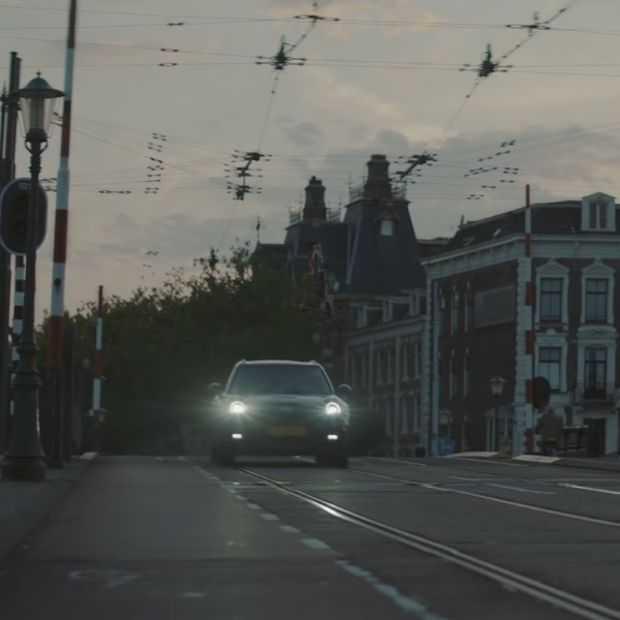 "MINI maakt een korte thriller ""Portfolio"""