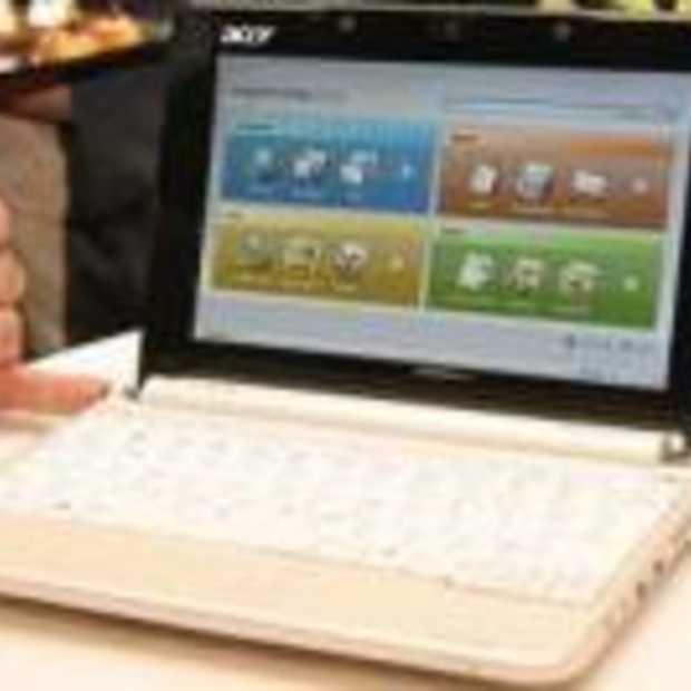 Minilaptop wordt kerstcadeau van 2008