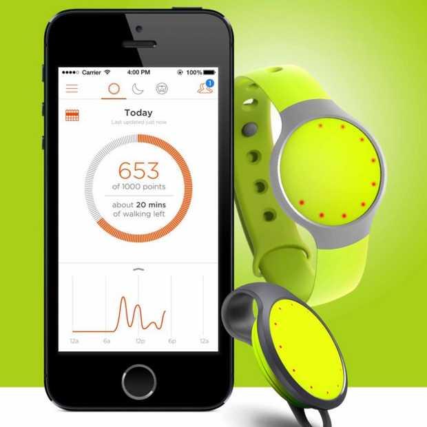 CES 2015: Misfit Flash weet hoeveel je beweegt en hoeveel je slaapt