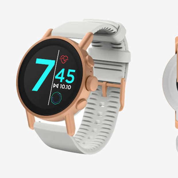Misfit komt met nieuwe smartwatch: Vapor X