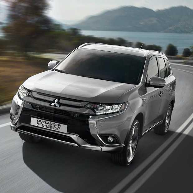 Waarom rijden met de nieuwe Mitsubishi Outlander PHEV zo aantrekkelijk is