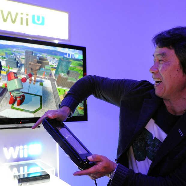 Miyamoto werkt aan drie Wii U games, waaronder Starfox