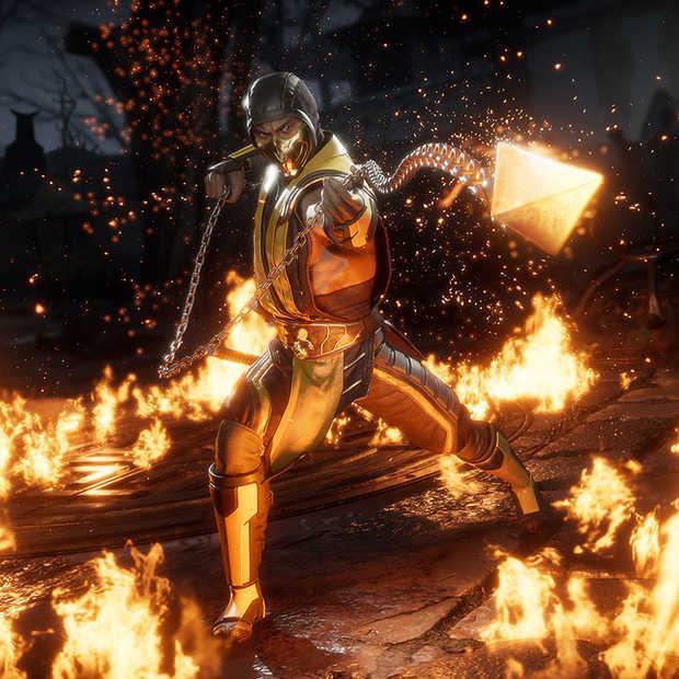 Bekijk nu de eerste beelden van Mortal Kombat 11