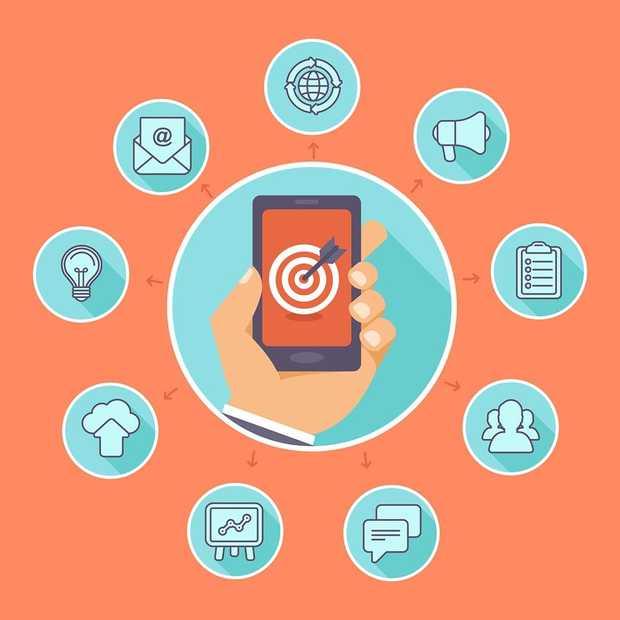 Mobile advertising breekt volgens het IAB definitief door