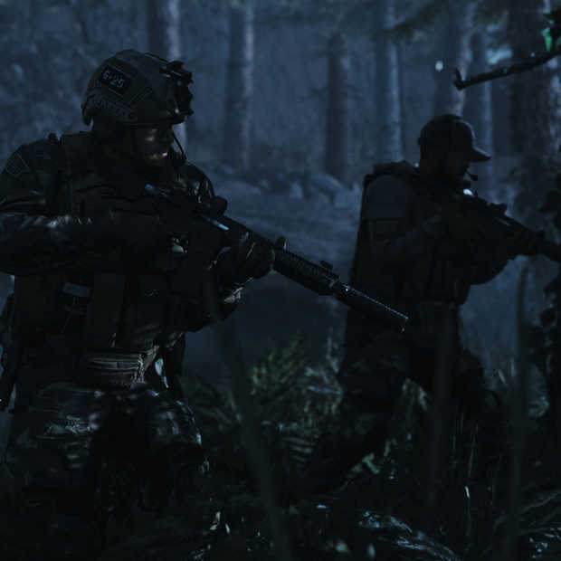 Call of Duty: Modern Warfare nu verkrijgbaar voor PlayStation 4, Xbox One en PC