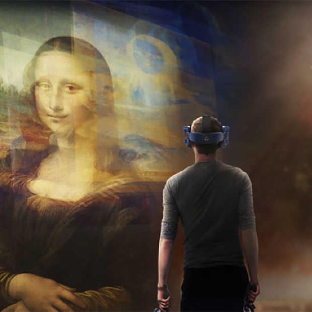 Mona Lisa VR: in het Louvre of gewoon thuis
