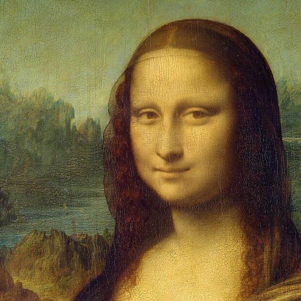 Waarom het internet wil dat Jeff Bezos de Mona Lisa opeet