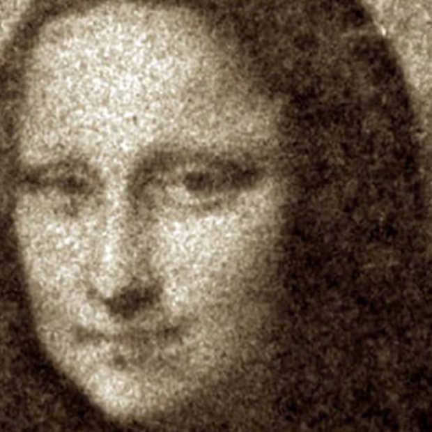 Wetenschappers maken de Mona Lisa na met bacteriën