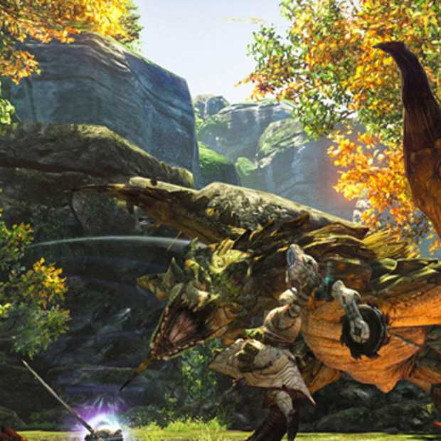 Monster Hunter Online: Draken slachten in China