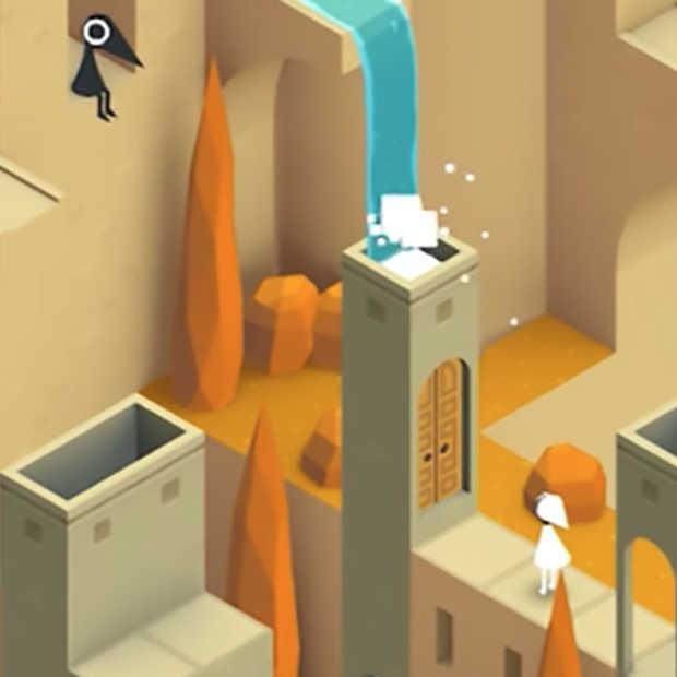 Vijf leuke games voor op je smartphone