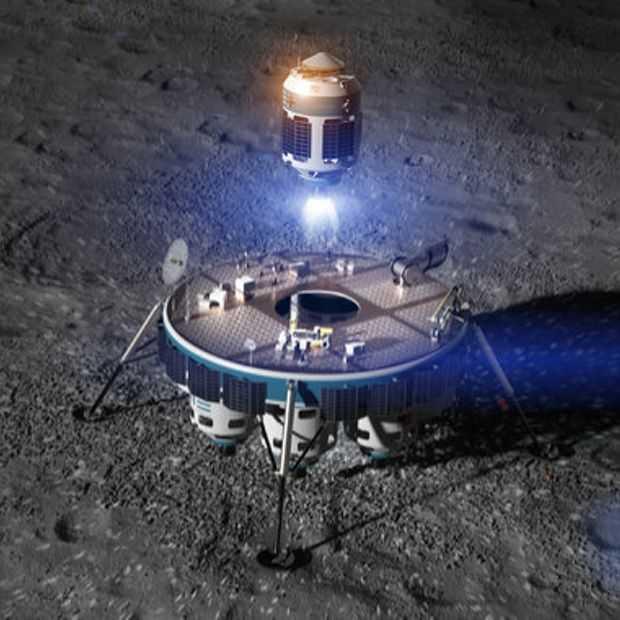 Moon Express wil transport naar de maan regelen vanaf dit jaar