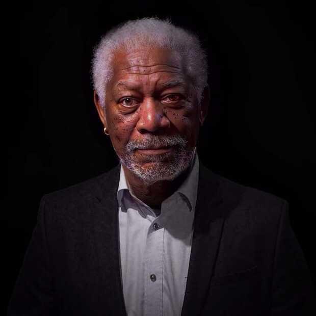 Video: dit is niet Morgan Freeman