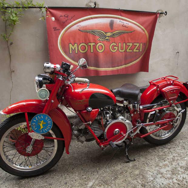 Open dag Moto Guzzi trekt meer dan 15.000 liefhebbers