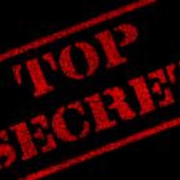 Mp3-speler met militaire geheimen