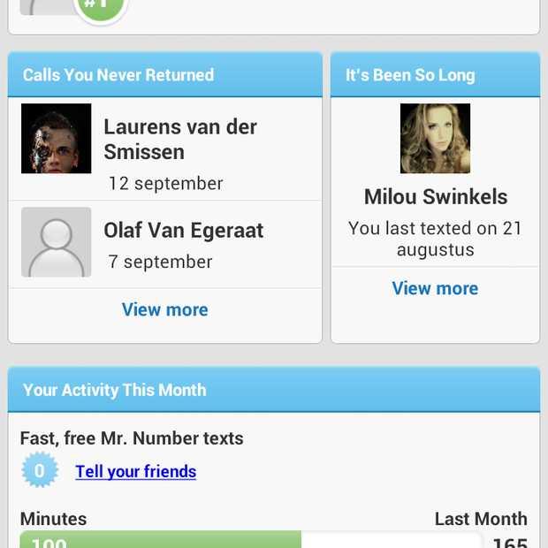 Mr. Number: de 'spam-stoppende' app voor Android