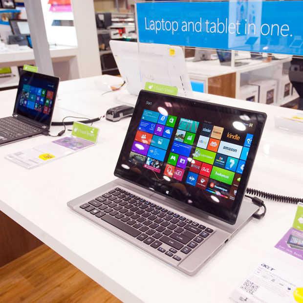 Microsoft zet de aanval in op Chromebooks