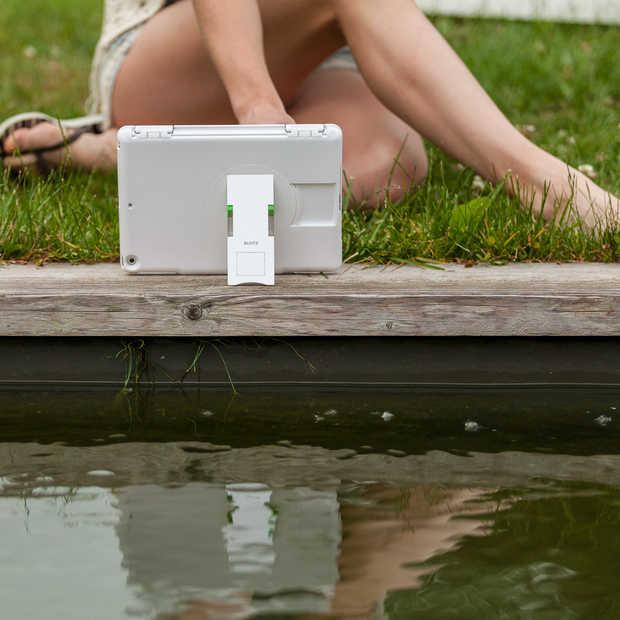 Multicharger & Privacy Case van Leitz: ondersteunen flexwerken, gemak en comfort.