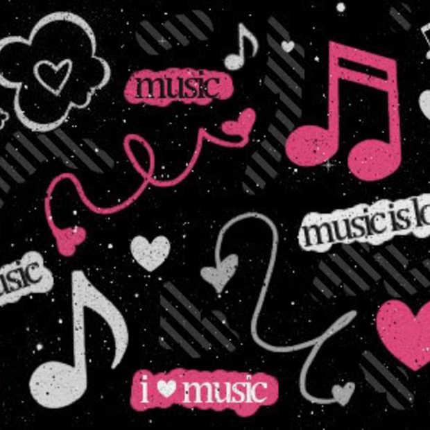Music in the Cloud: de populairste clouddiensten voor muziek [Infographic]