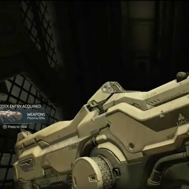 Gave video: Drum & Bass track van wapengeluiden uit games