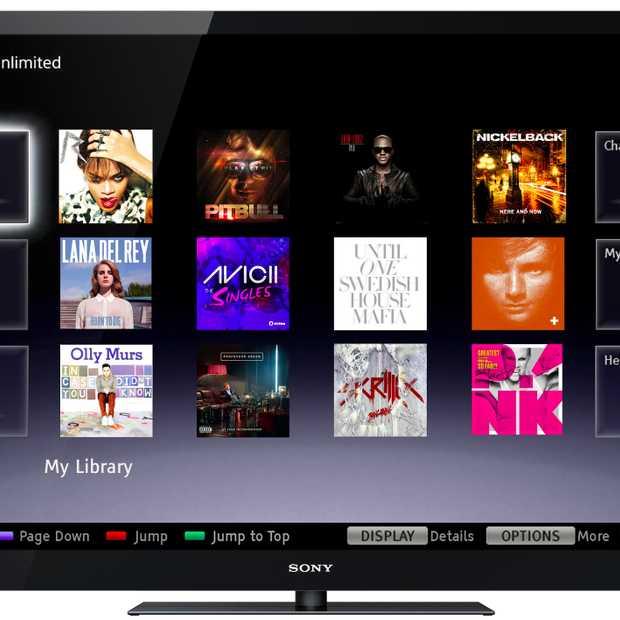 Muziekservice Music Unlimited van Sony Network Entertainment nu ook beschikbaar in Nederland