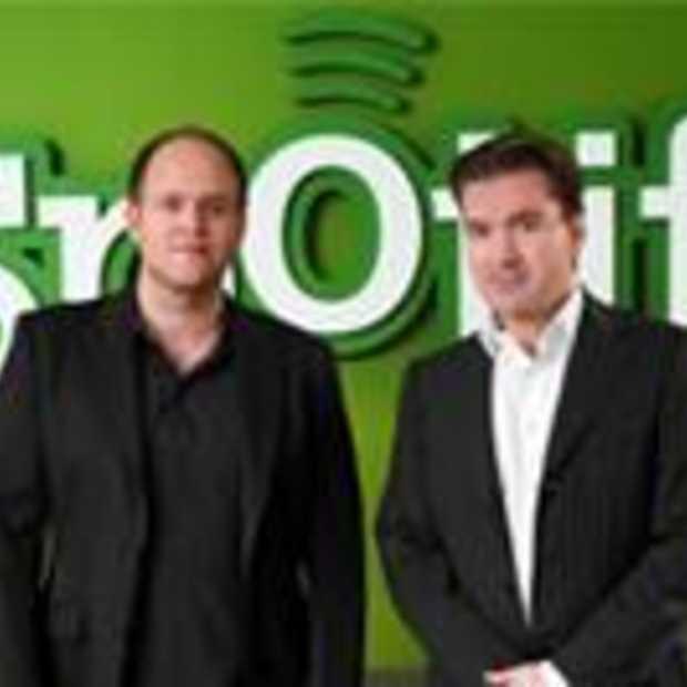 Muziekstreamingdienst Spotify sinds vandaag beschikbaar in België en Zwitserland