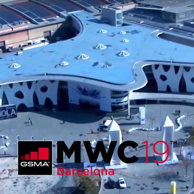 Smartphones op het MWC vooral een Chinese aangelegenheid