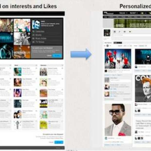MySpace en Facebook lanceren samen Mashup with Facebook