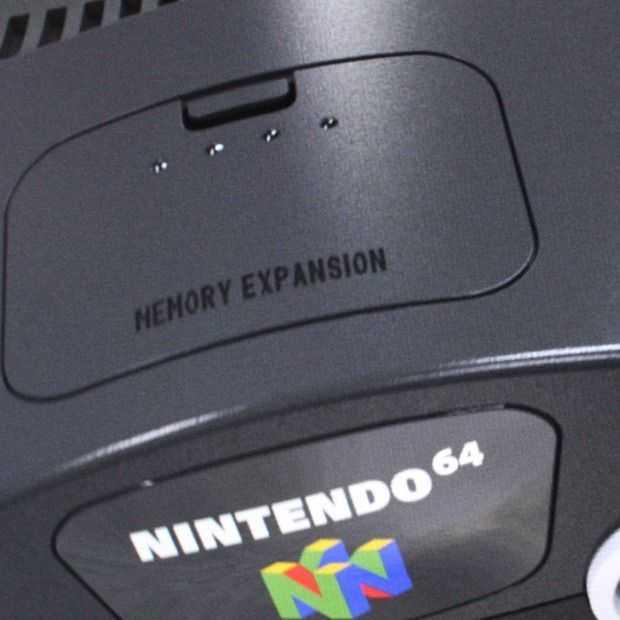 Lek: foto's van Nintendo Classic Mini N64 duiken op Twitter op