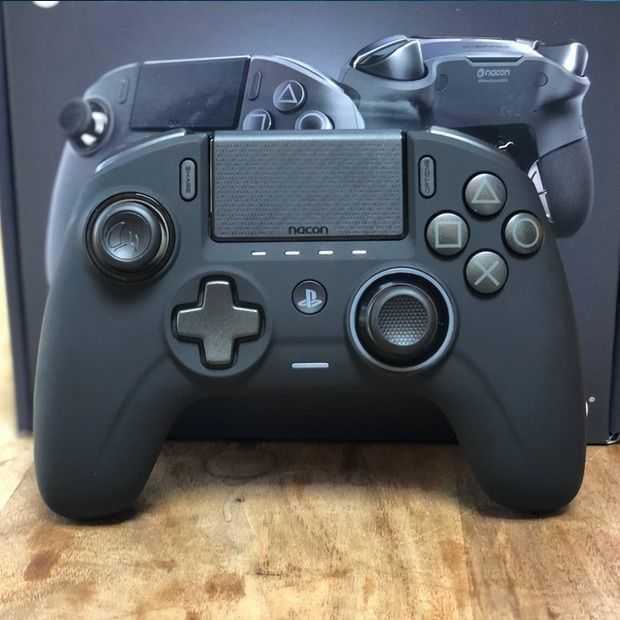 De Nacon Revolution Unlimited: de beste pro controller voor PS4