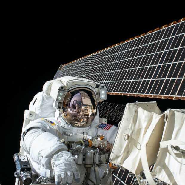 SpaceX maakt ruimteschip voor NASA