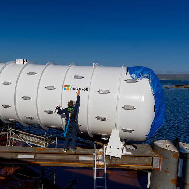 Project Natick: het onderwaterdatacenter van Microsoft