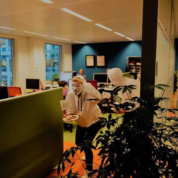 Hack bij Nationale-Nederlanden blijkt marketingstunt