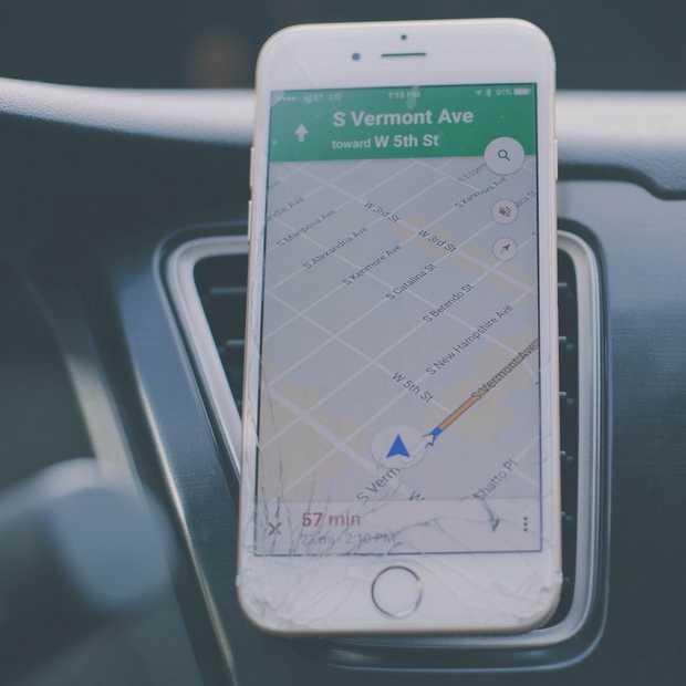 Navigatie-apps kunnen komende tijd verkeerde maximumsnelheid weergeven