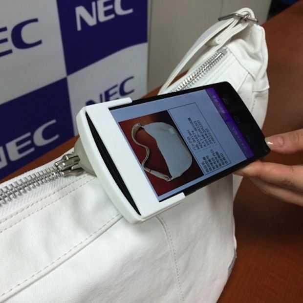 Een fake designer item spotten met je smartphone