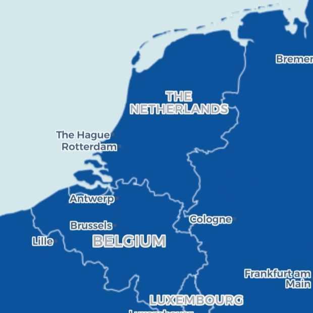 België haalt ons nu ook al met internetsnelheden in