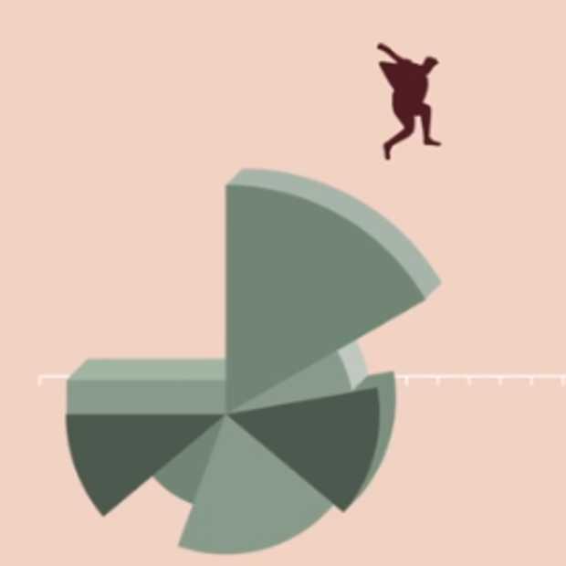 Nederlandse infographic-platformer Metrico imponeert op de Vita