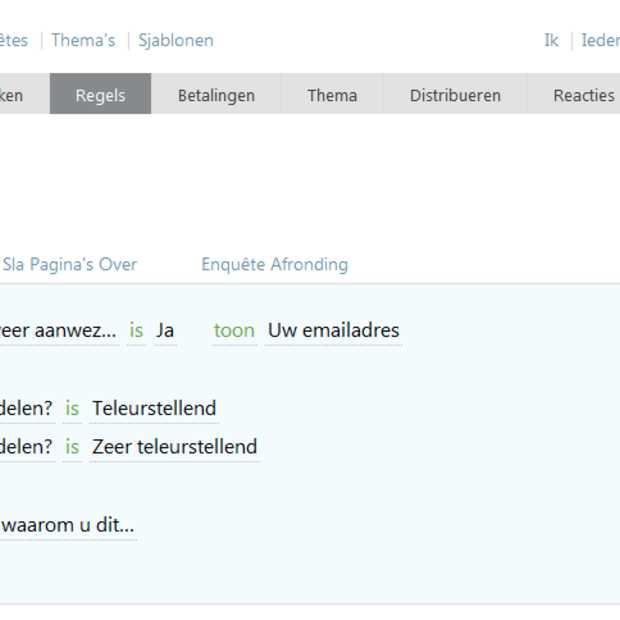Nederlandse startup lanceert een makkelijkere online enquête tool