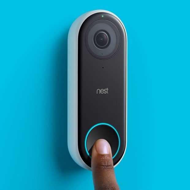 Slimme deurbel Nest Hello ook in Nederland te koop