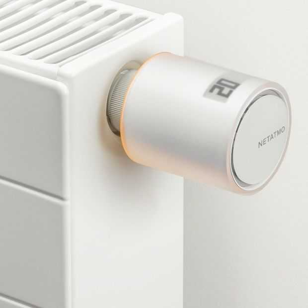 IFA2016: Maak je radiatoren slim met Netatmo