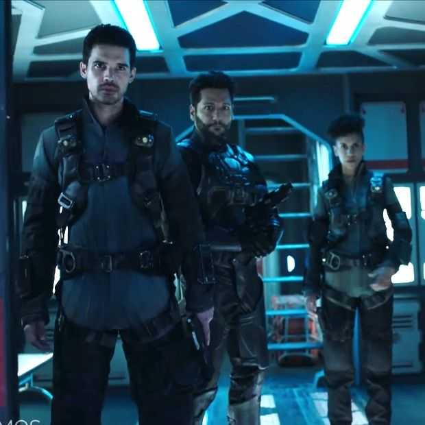 Gaat Amazon Prime Video Netflix helpen met The Expanse?